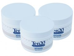 Ten20 EEG Conductive Paste - 8oz Jars - 3 pack (liquid medium)
