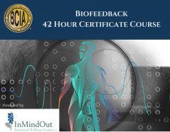 42 Hour BCIA Biofeedback Certificate Course