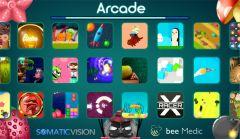 Arcade for Alive biofeedback software game