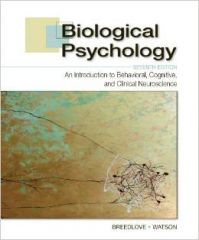Physiological Psychology Online Didactic Course
