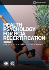 Health Psychology for BCIA Recertification