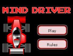 Mind Driver EEG Suite Game Add-on - Main Menu