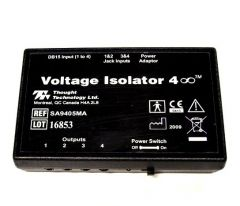 Thought Technology Voltage Isolator 4