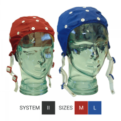 Electro Cap System II for QEEG