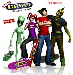 Zukor Grind Biofeedback & Neurofeedback Game (software)