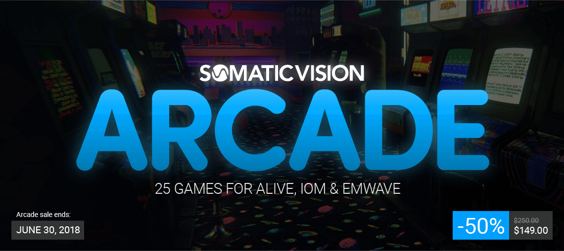 ARCADE by SomaticVision