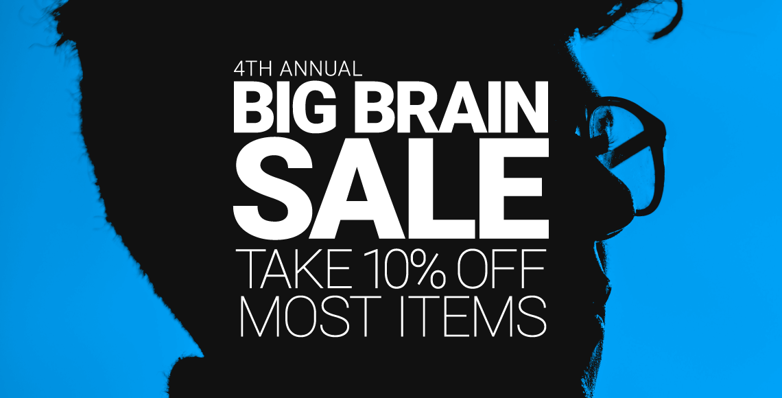 10% OFF MOST ITEMS