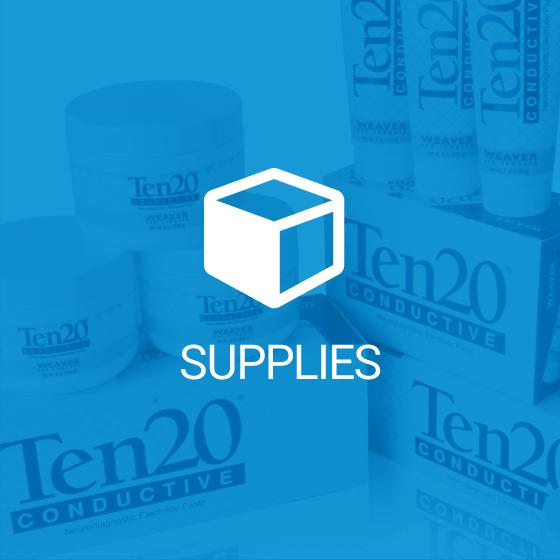 Biofeedback Supplies