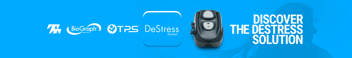 DISCOVER THE DESTRESS SOLUTION - eVu TPS + BioGraph